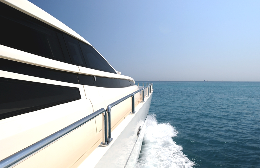 Luxury Yacht Cheeky Tiger Was Built For Speed Adelto Adelto