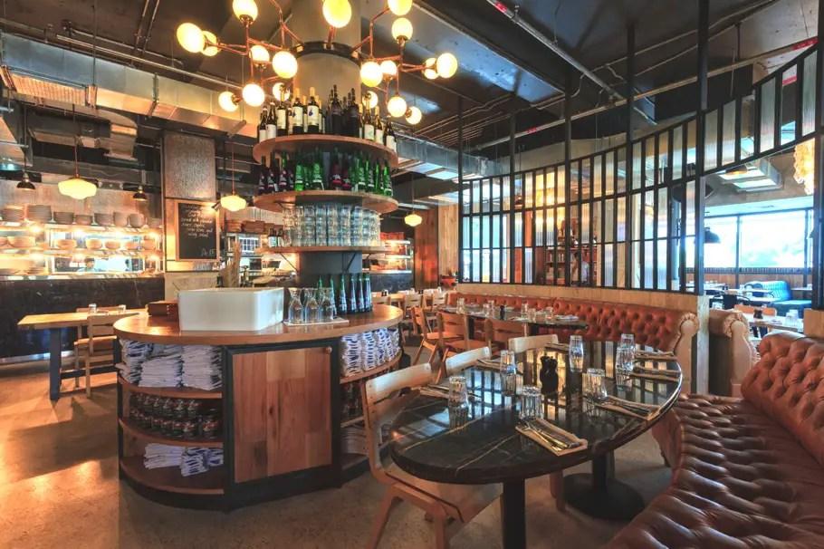 3 Restaurant Designs By Blacksheep For Jamies Italian