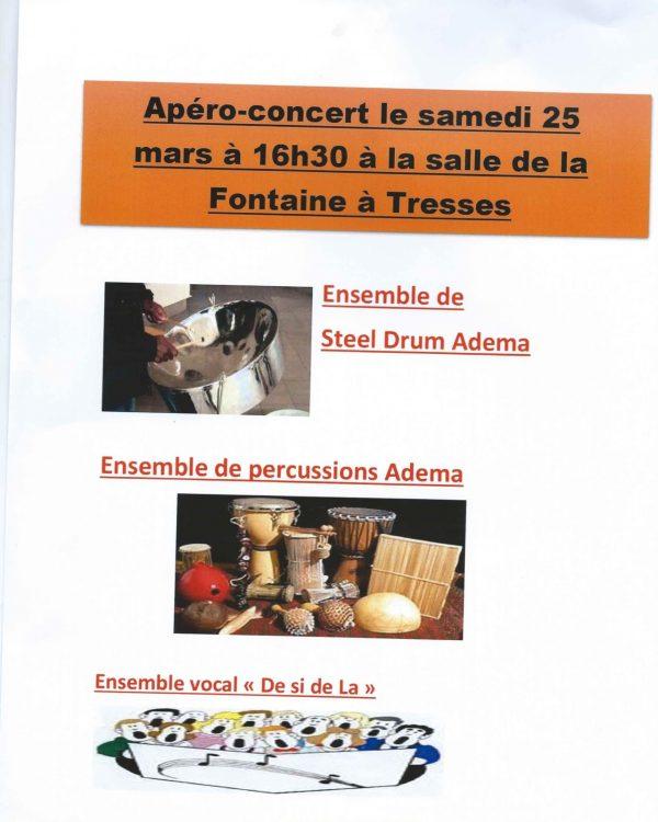 Apéro concert