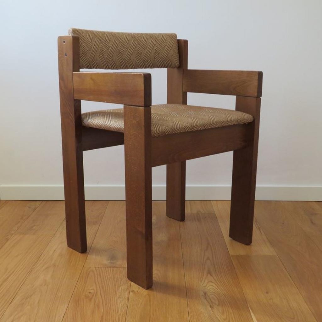 sedie in legno sedie da ufficio sedie vintage industriale sedie da esterno sgabelli sgabelli bar sgabelli bassi tavoli tavoli bassi tavoli da esterno scrivanie panche mobile tv letti mobili contenitori. Sedia Vintage In Legno Italia Anni 60 Ademore