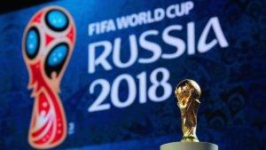 La Copa del Mundo exhibida para el Mundial Rusia 2018