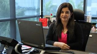 Nabina Sánchez de Corro -MAPFRE -Panamá