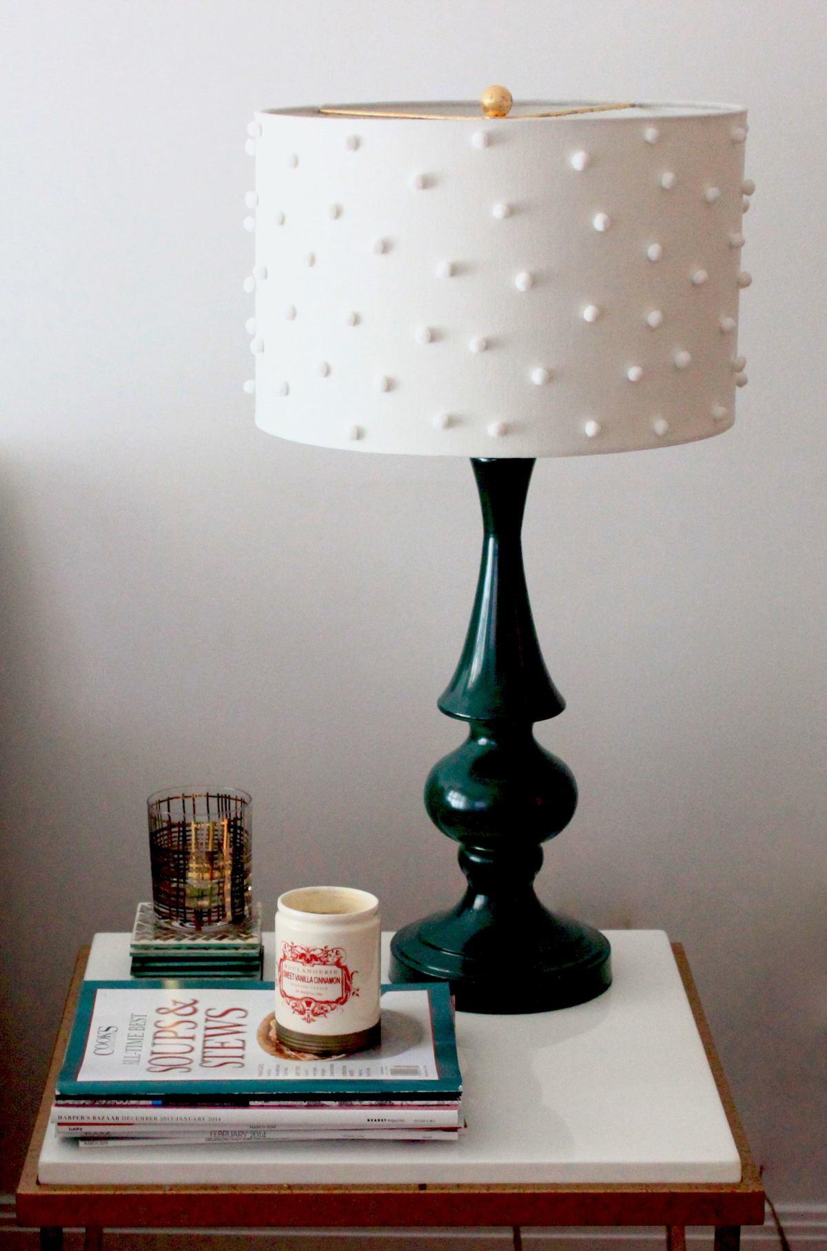 DIY Lamp Revamp