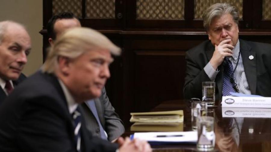 """ضربة """"ترامب""""  الاخيرة وغموض ما قد يلي..!!"""