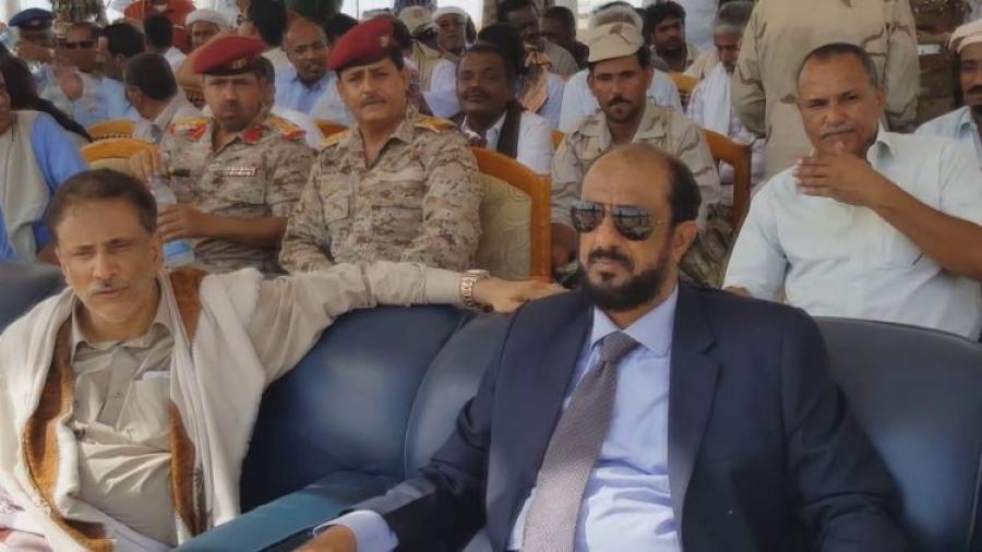 محافظ المهرة يبارك قرارات الرئيس هادي ويصفها بالشجاعه