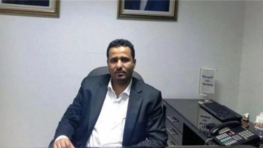 """اعلامية وزارة النقل تنفي البيان المنسوب لوزير النقل """" الحالمي """" بشان تفويض """"الزبيدي"""""""