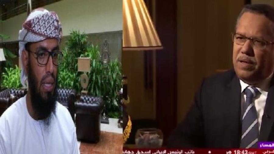 """الوزير المحال للتحقيق هاني بن بريك يتهم رئيس الوزراء """"بن دغر"""" بخدمة """"عفاش"""""""