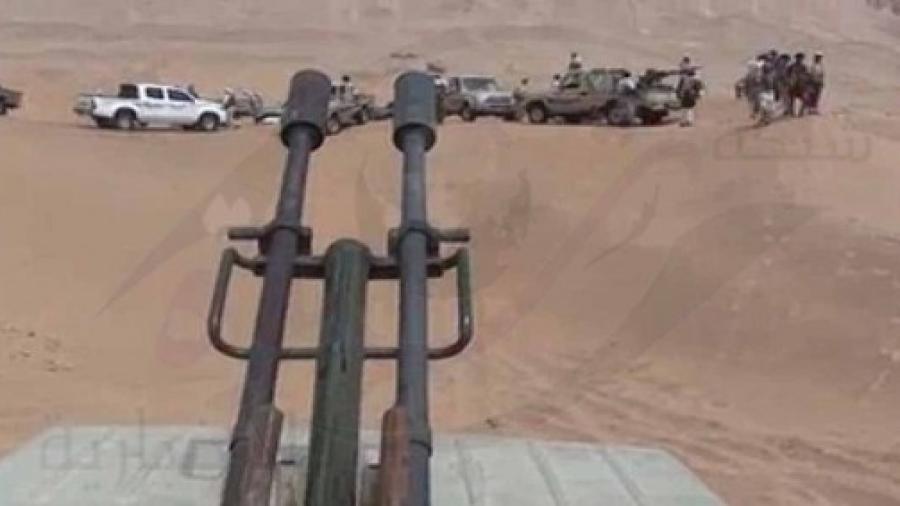 مقتل 11 من مليشيات الحوثي في شبوة