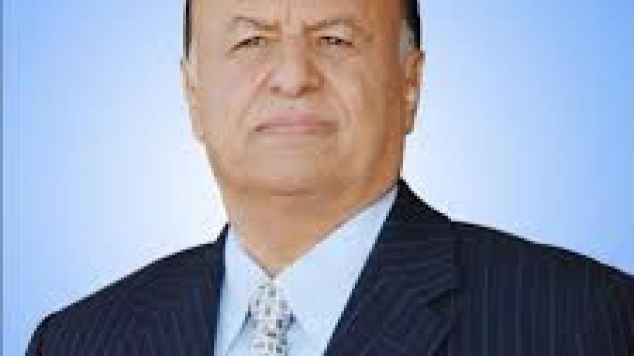 الرئيس هادي في مكة لأداء العمرة