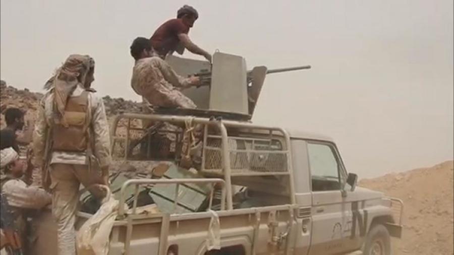 حجة: الجيش الوطني يفشل عملية تسلل حوثية إلى مواقعه غرب حيران