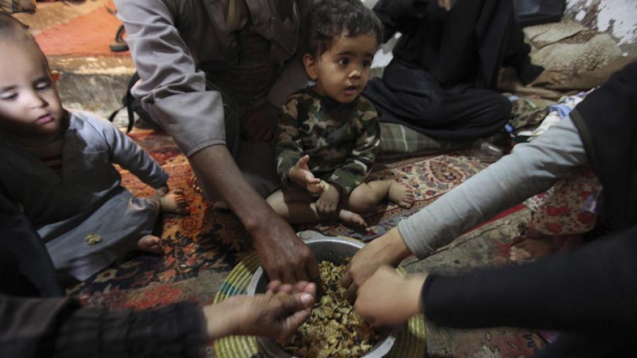 Imminent threat of famine in Yemen: UN humanitarian chief