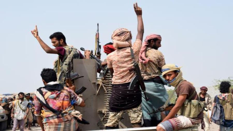 قوات الجيش الوطني تفشل محاولة تسلل لمليشيا الحوثي على مواقعها في الحديدة