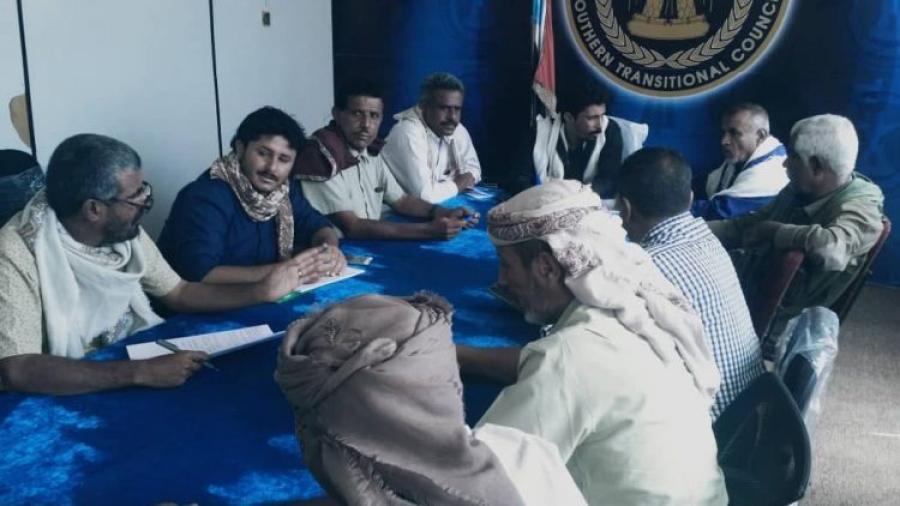 شبوة قيادي بالمجلس الانتقالي يقدم استقالته ويكشف الاسباب