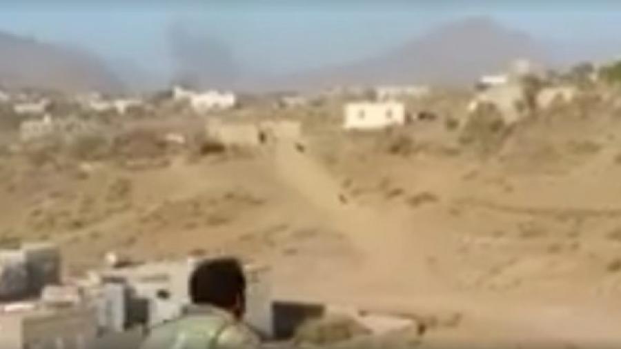 الحشا.. قوات الجيش الوطني تتصدى لهجوم المليشيا الحوثية