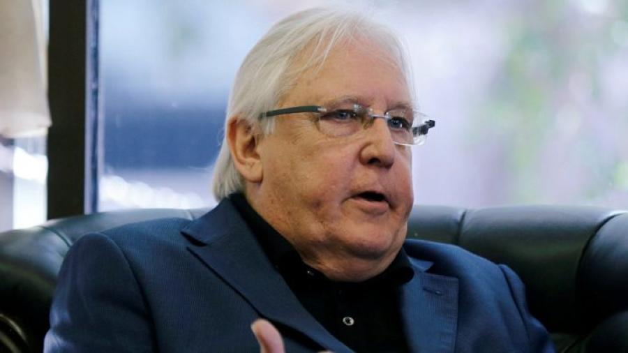 """صحيفة العربي الجديد : فشل كبير يحاصر المبعوث الأممي """"غريفيث"""""""