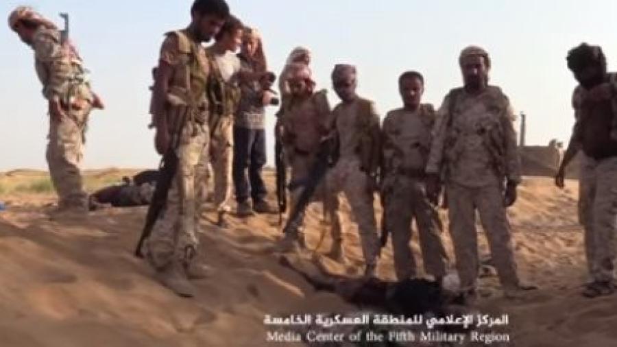 """قيادي حوثي كبير يلقى حتفه على ايدي ابطال الجيش الوطني بحجة """"الاسم + فيديو"""""""