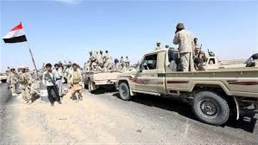 قوات الجيش الوطني تسيطر على مواقع جديدة في الضالع وتعلن مصرع 35 حوثيا