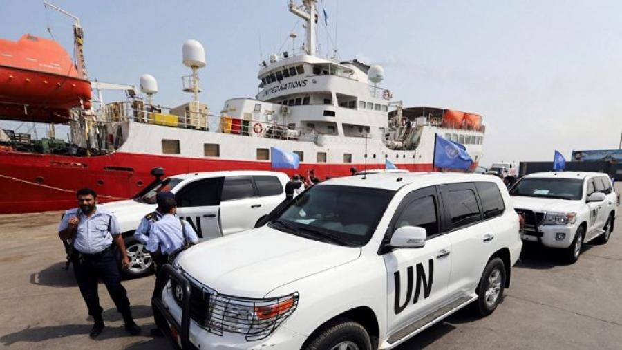 الأمم المتحدة تعلن سير عملية الإنتشار في الحديدة في اليوم الأول لها وفق الخطط الموضوعة