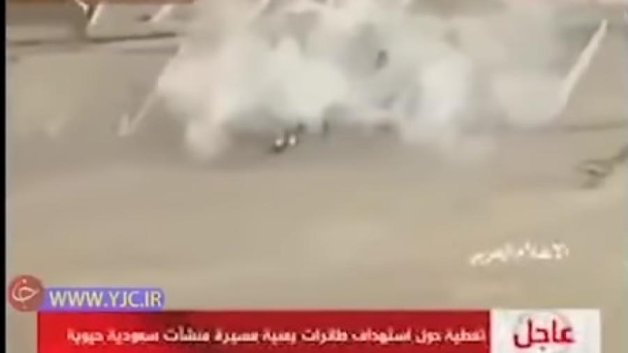 مليشيات الحوثي تستهدف بطائرات مسيرة منشأتين نفطيتين في الدوادمي وعفيف بالسعودية