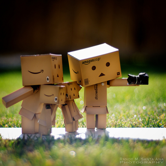 111/365:  Danbo Family Picture Taking.