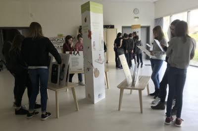 Semaine « Santé et citoyenneté » Réseau d'animation intercommunal de Marckolsheim - mars 2017 - crédit: DNA
