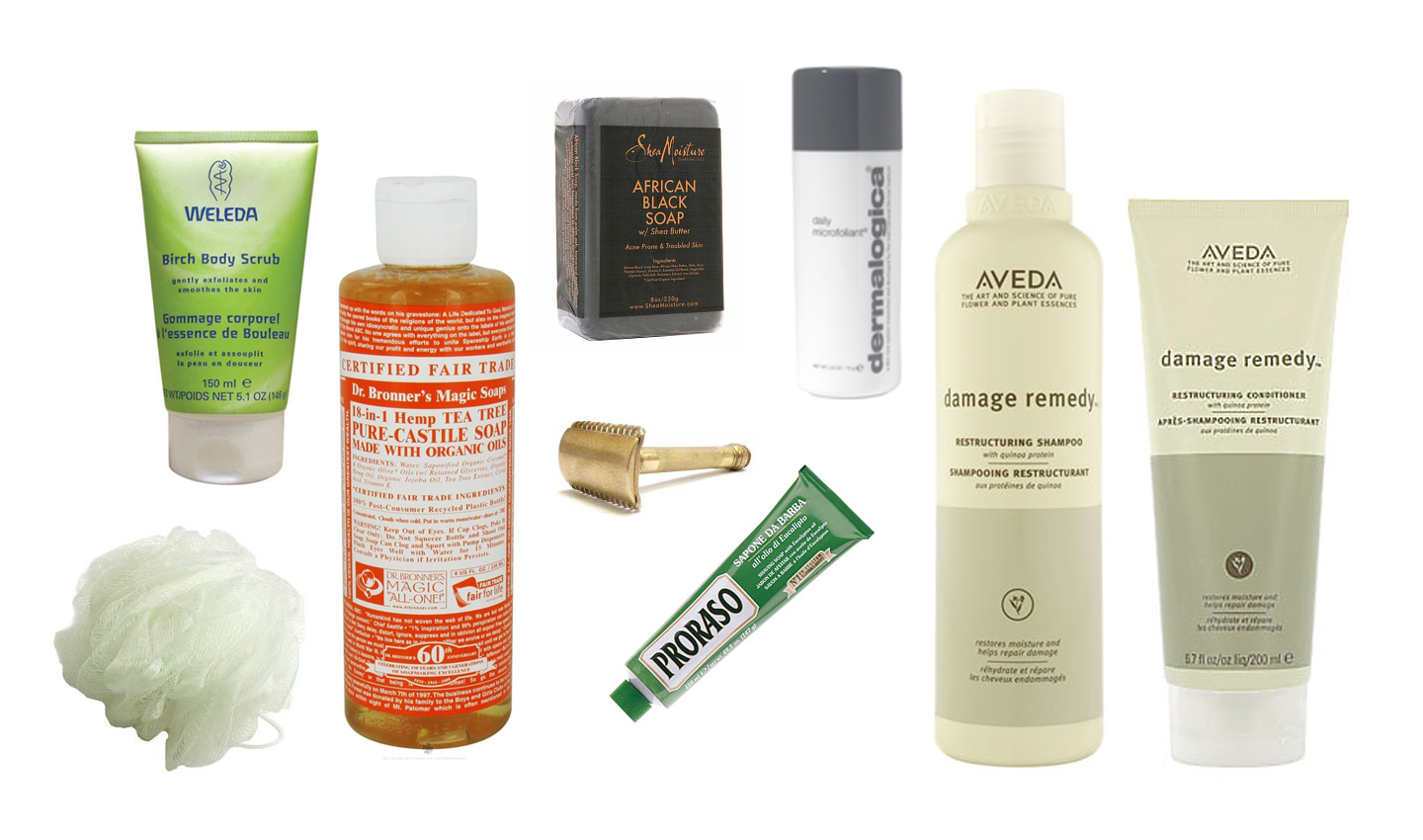 TOILETRY TUESDAY: MY TRIED AND TRUE SHOWER FAVORITES | A