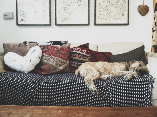 A Denver Home Companion | valentine vignette