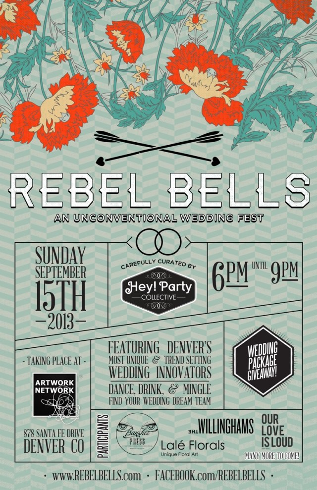 A Denver Home Companion | rebel bells