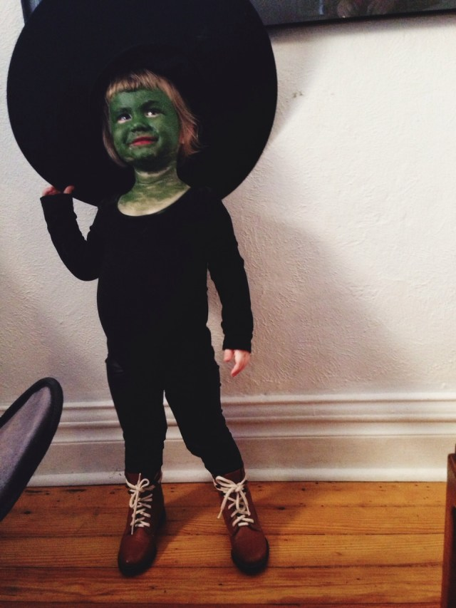 A Denver Home Companion   wicked witch of the west halloween costume