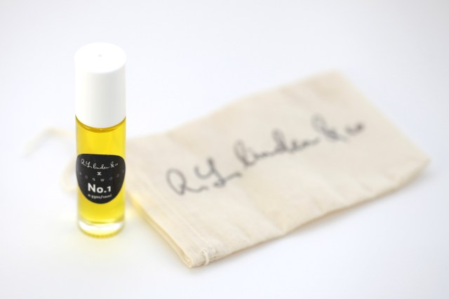 A Denver Home Companion | r.l. linden ironwood perfume giveaway