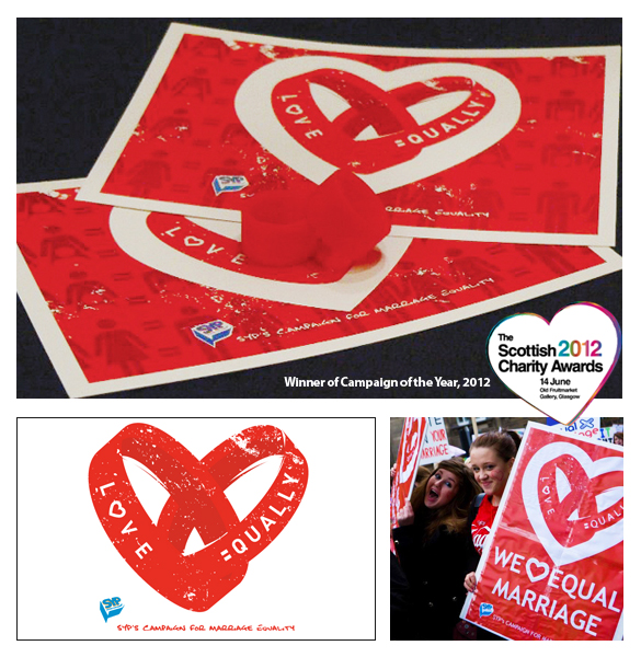 SYP Love Equally campaign