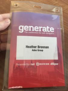 Generate 2017