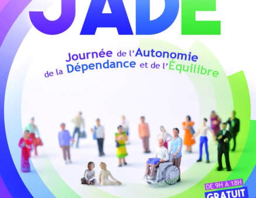 Octobre – Forum Jade à Maubeuge