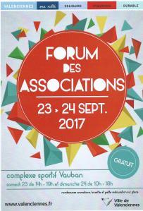 Forum des associations @ Valenciennes | Valenciennes | Hauts-de-France | France