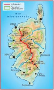 Randonnée GR 20 @ Corse | Corse | France