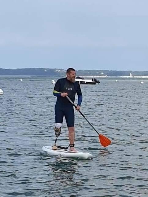Mai – Journée Paddle