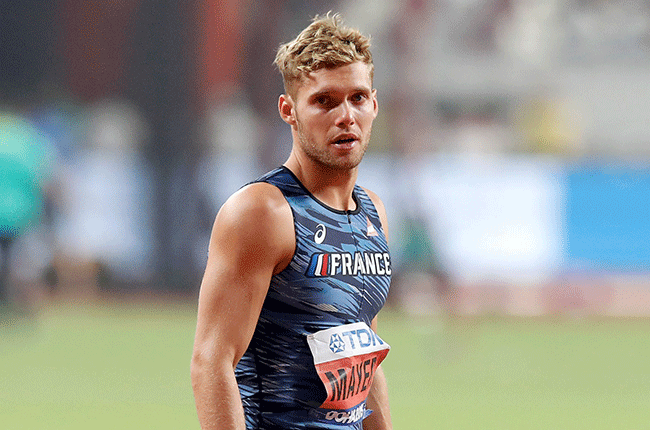 News24.com | Kevin Mayer beats rival decathletes in long-distance challenge