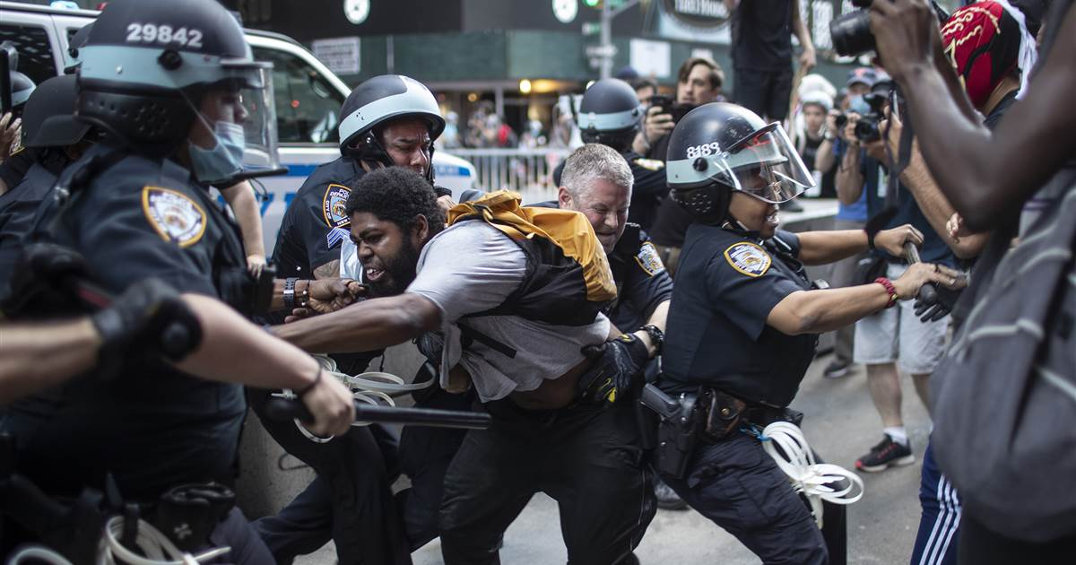 'Who else needs to die?': Calls for police reform intensify amid George Floyd protests