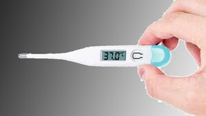Stock up on digital thermometers with this 2-pack for $14