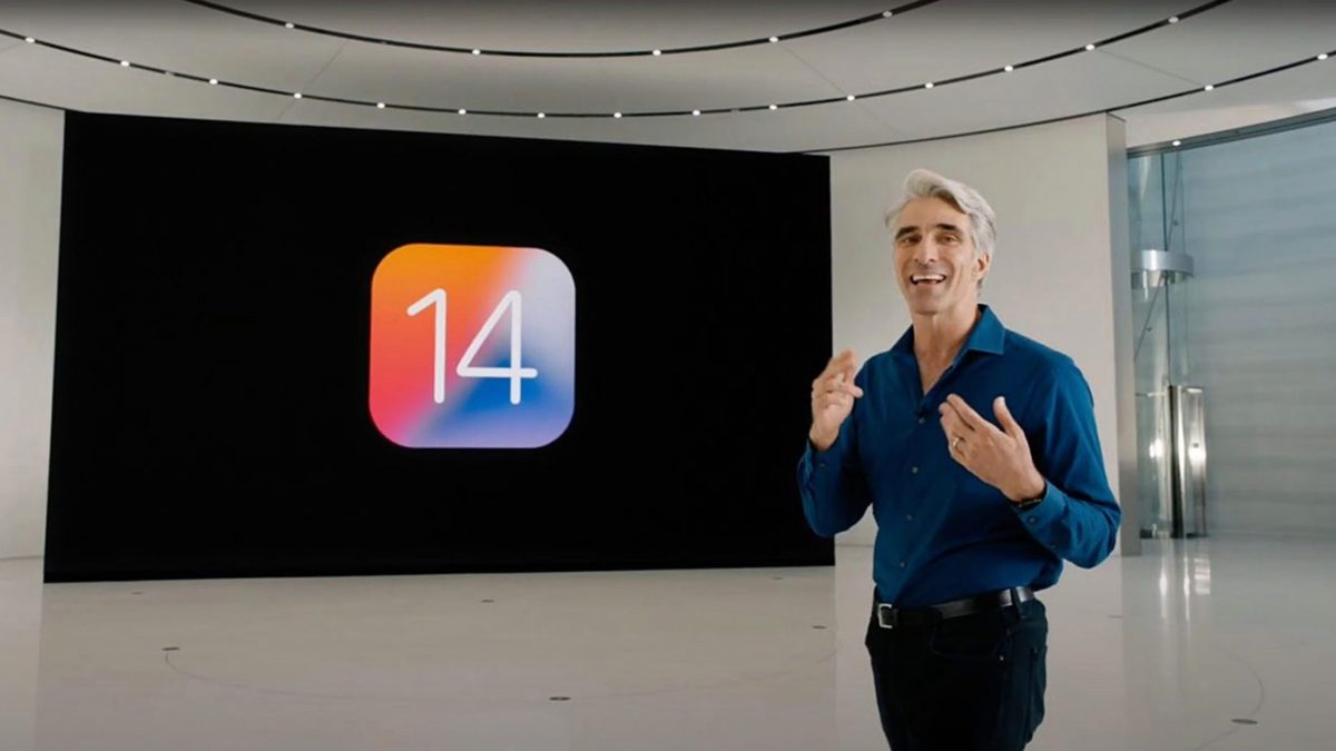 When will Apple release iOS 14 to the public?