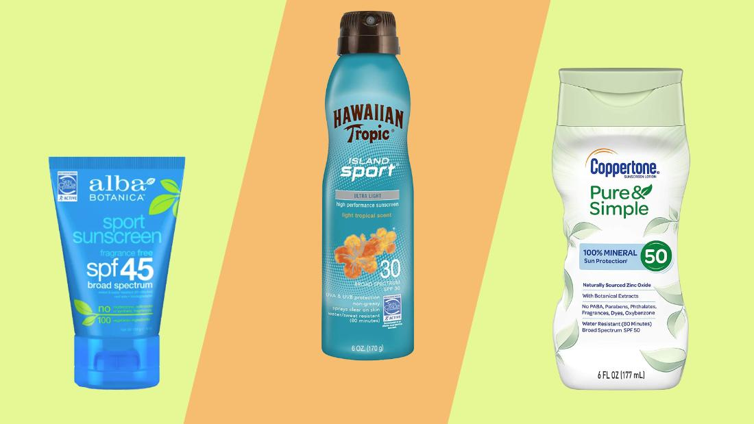 The best sunscreens of 2020