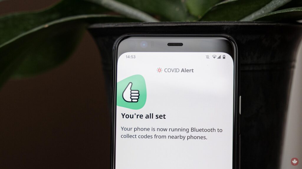 Canadian military urged to download COVID Alert app