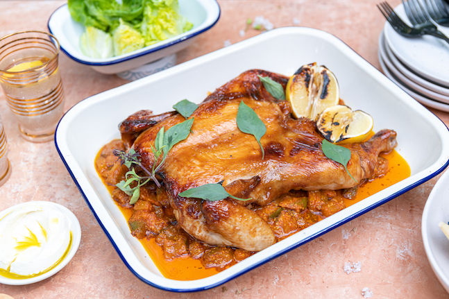 3 chicken dishes ready for the summer months