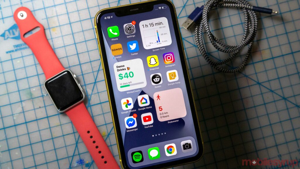 Here are six apps that have iOS 14 widgets