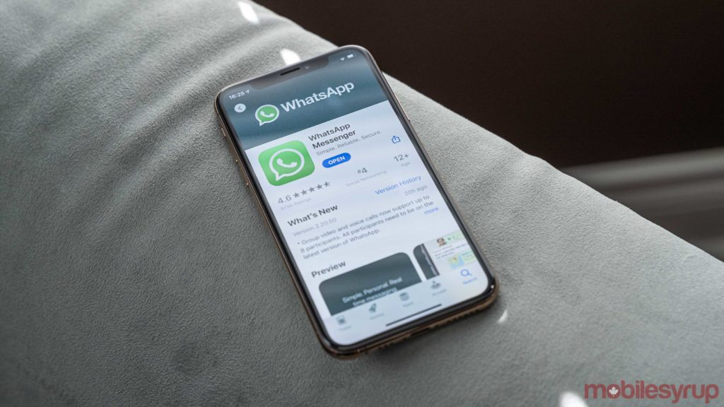 WhatsApp for Android will reportedly support face unlock soon