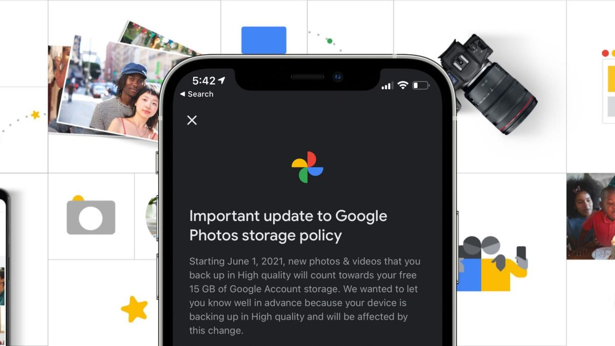 Bummed free unlimited storage is ending? Here's how to export Google Photos to iCloud Photos