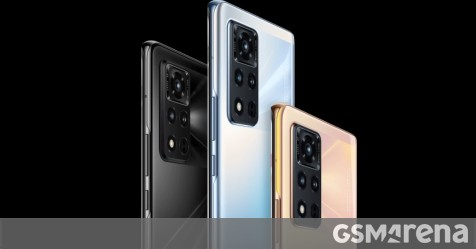 Honor View 40 and four other Honor phones certified with the EEC
