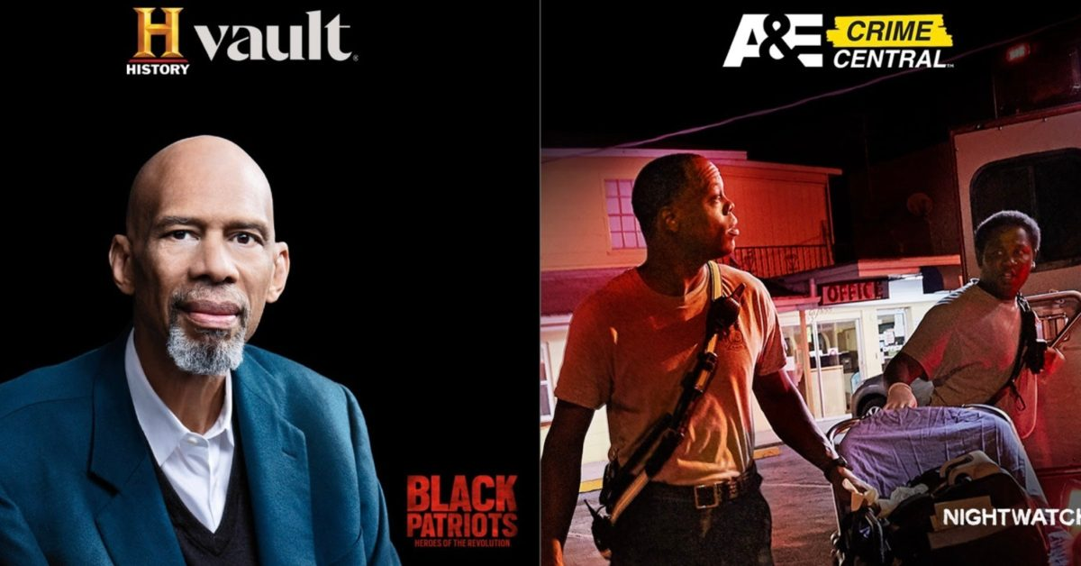 Apple TV Channels offering extended free trials of A&E Crime Central and History Vault