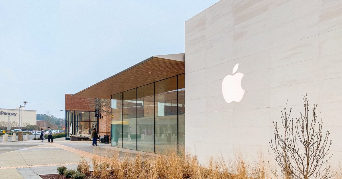 Photos: New Apple Southpoint opens in Durham, North Carolina