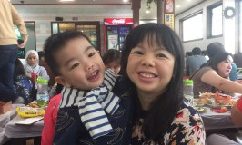 Travelling to Seoul with a toddler